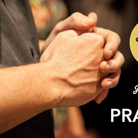 Monthly Church Prayer, Aug 14