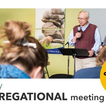 Quarterly Congregational Meeting, Apr 23