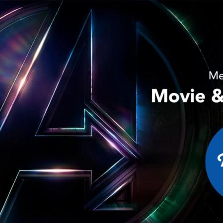 Men's Ministry: Avengers Assemble (Movie & Lunch Event) - 5/12