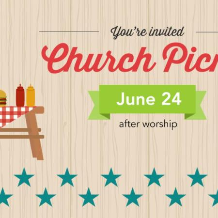 Church Picnic, June 24
