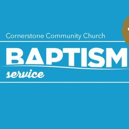 Baptism Service, Aug 5
