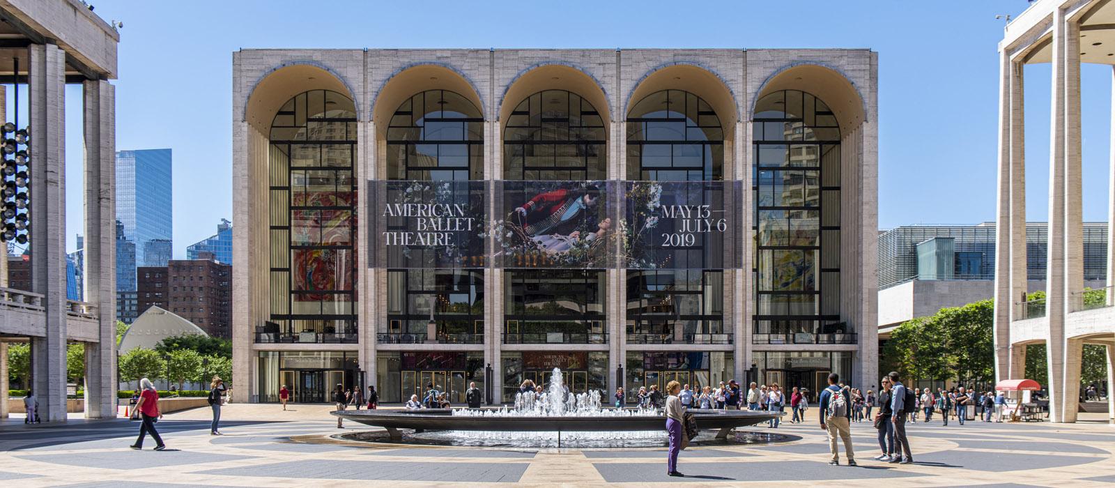 The Met Opera house