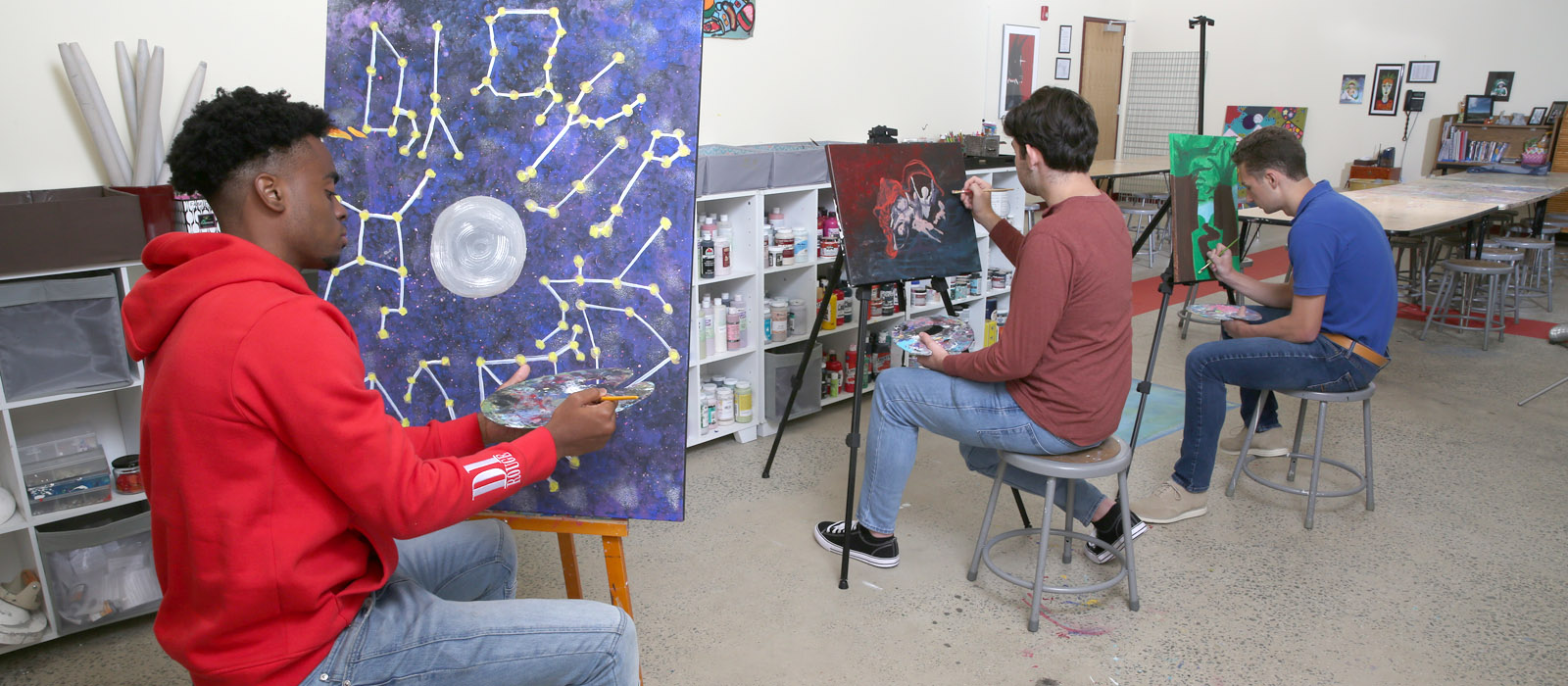 Cornerstone painting class