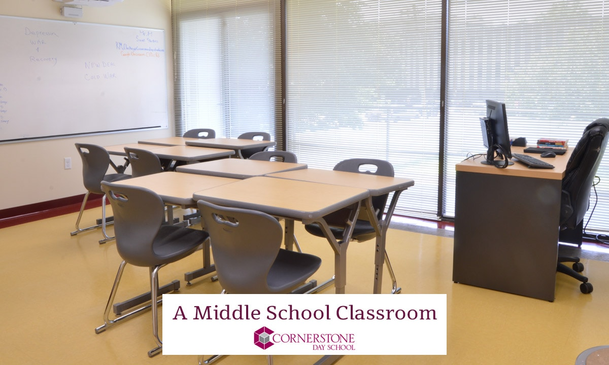 A Middle School Classroom