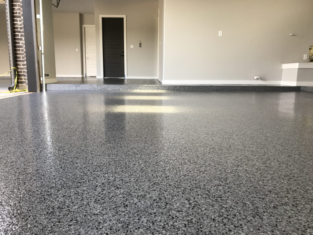 Epoxy Flooring Cornerstone