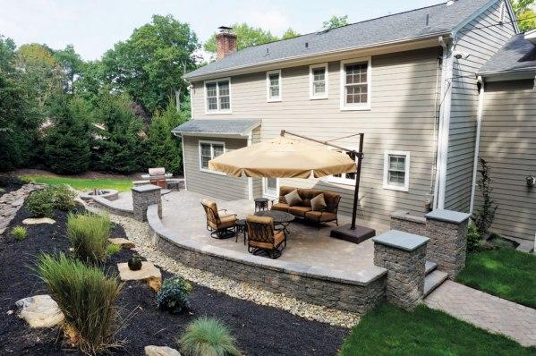 backyard design outdoor patio ideas Backyard Patios Design Ideas | CornerStone Wall Solutions
