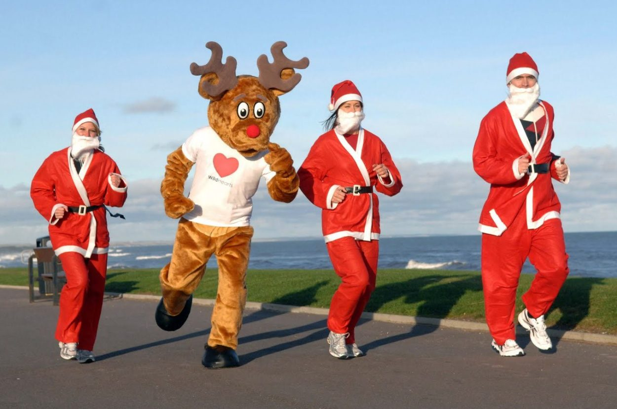 Christmas gifts and stocking fillers for runners - Corner to Corner ...