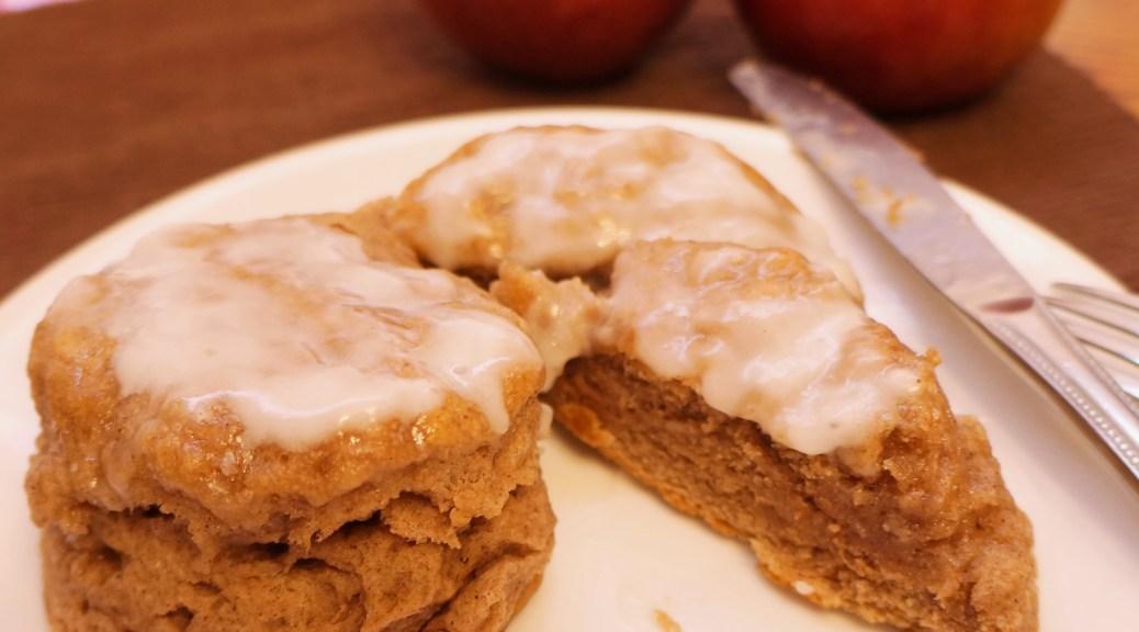 Cinnamon Buttermilk Biscuits