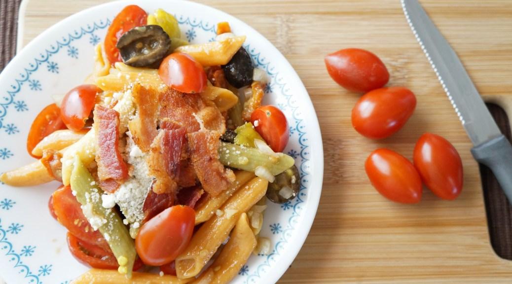 Tangy Summer Pasta Salad