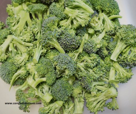 cool tangy ranch broccoli cauliflower salad