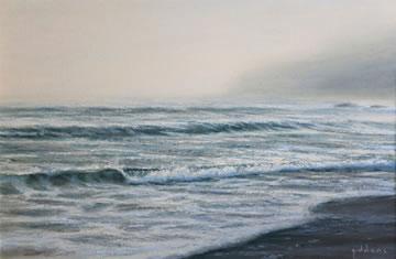 Cornish-Sea---Oil-on-Canvas--40-x-60-cm-
