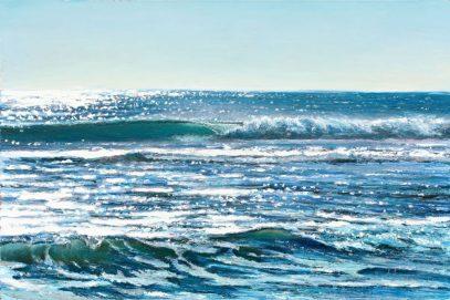 Summer Sandbar by Andrew Giddens
