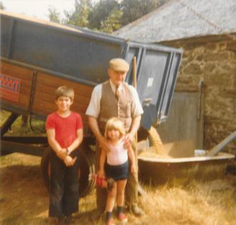 Scan grandpa