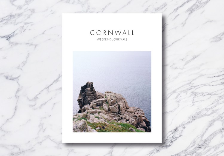 2. Cornwall by Weekend Journals (2nd Edition, 2018) - Cover.jpg