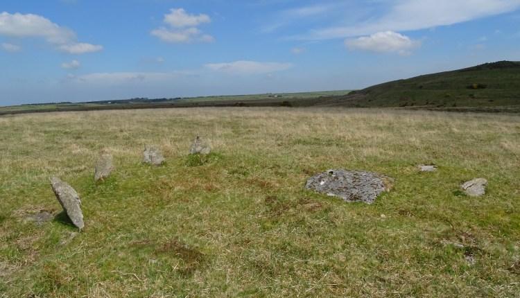 Bodmin Moor Hut circles