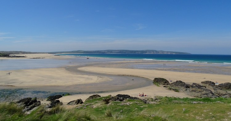 Cornwall's longest beach