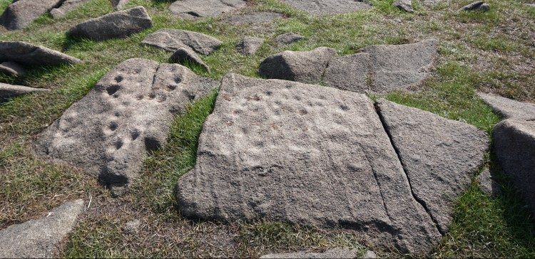 cup marked stones stithians