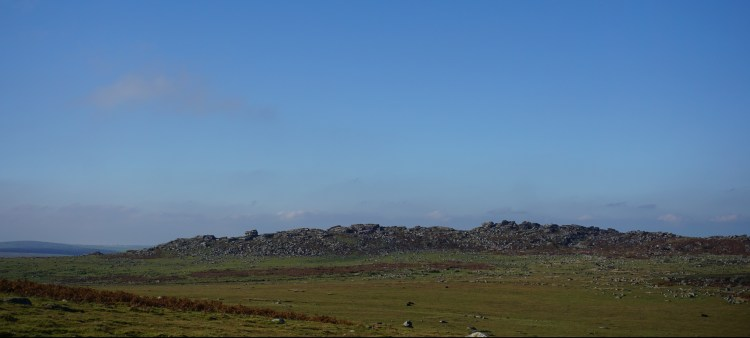 kilmar tor from Sharp Tor