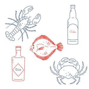 Cornish food and drink