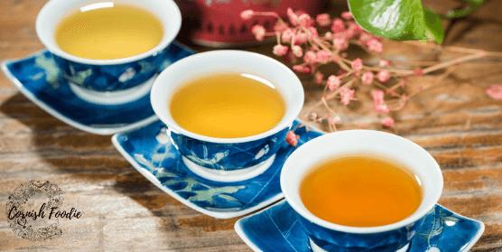 Cornish tea