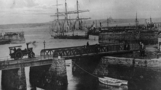 The Ross Bridge, Penzance