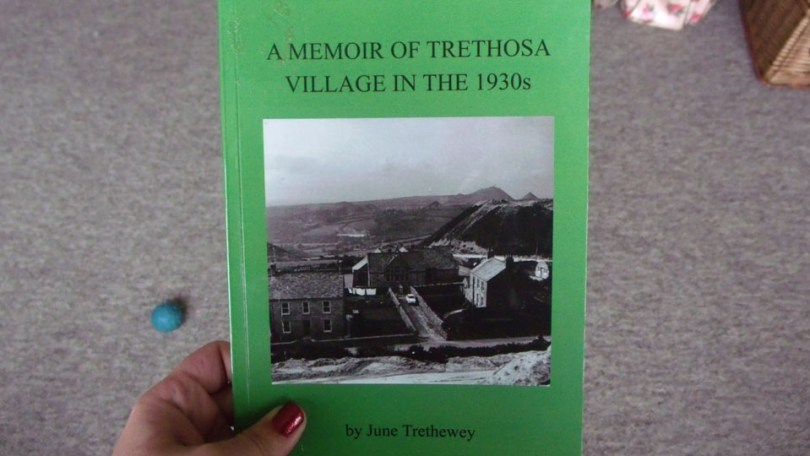 Book Cover for A Memoir of Trethosa Village in the 1930s