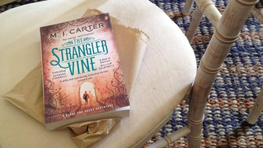 Strangler Vine: M. J. Carter novel
