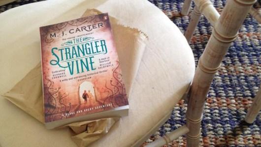 Strangler Vine: M. J. Carter novel