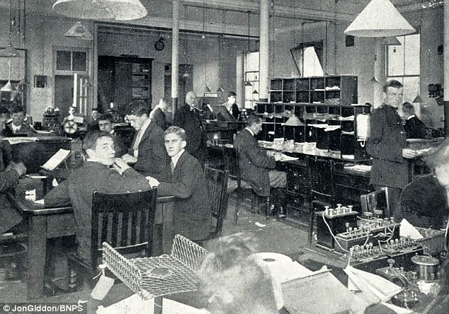 Porthcurno communications during WW2