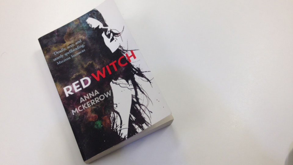 Red Witch by Anna McKerrow
