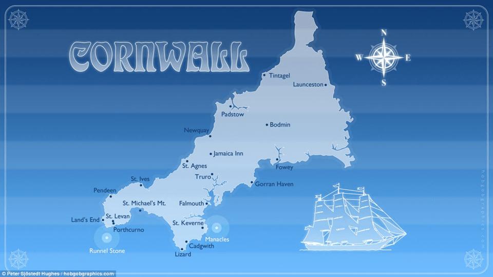 Cornwall – Almost an Island? – Cornish Story
