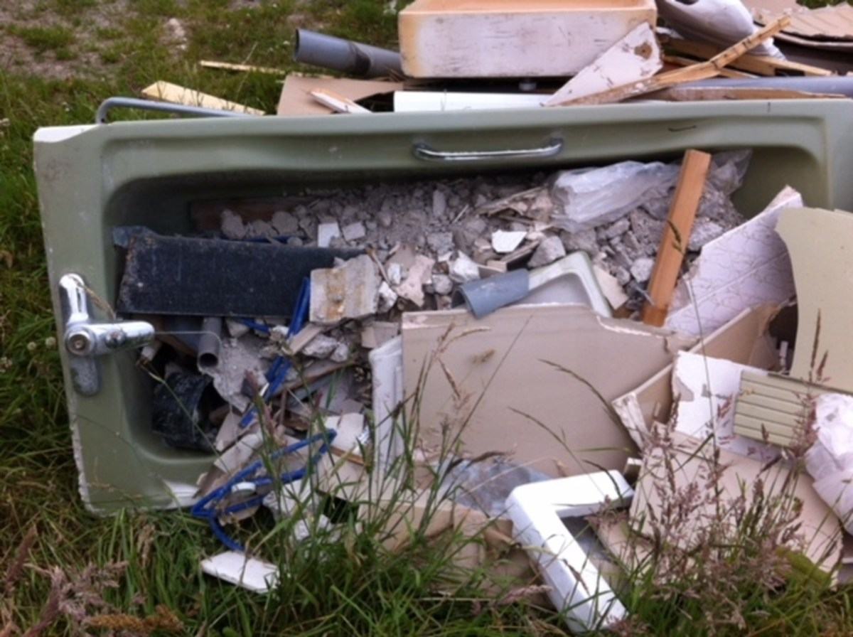 Lostwithiel man pleads guilty to fly-tipping