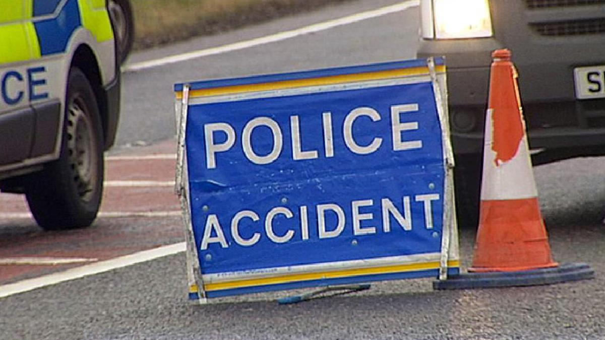 One woman has died following accident near Helstone