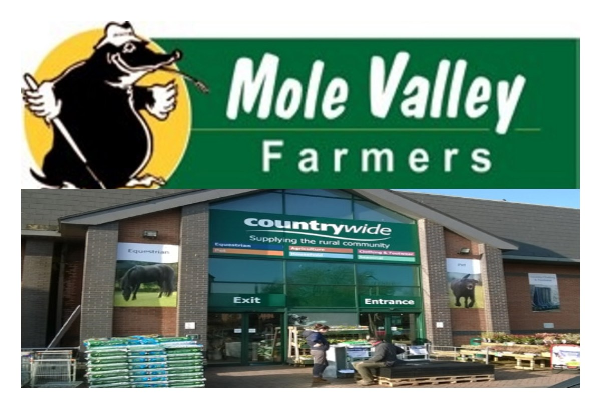 Competition watchdog investigates Mole Valley takeover of Country Farmers