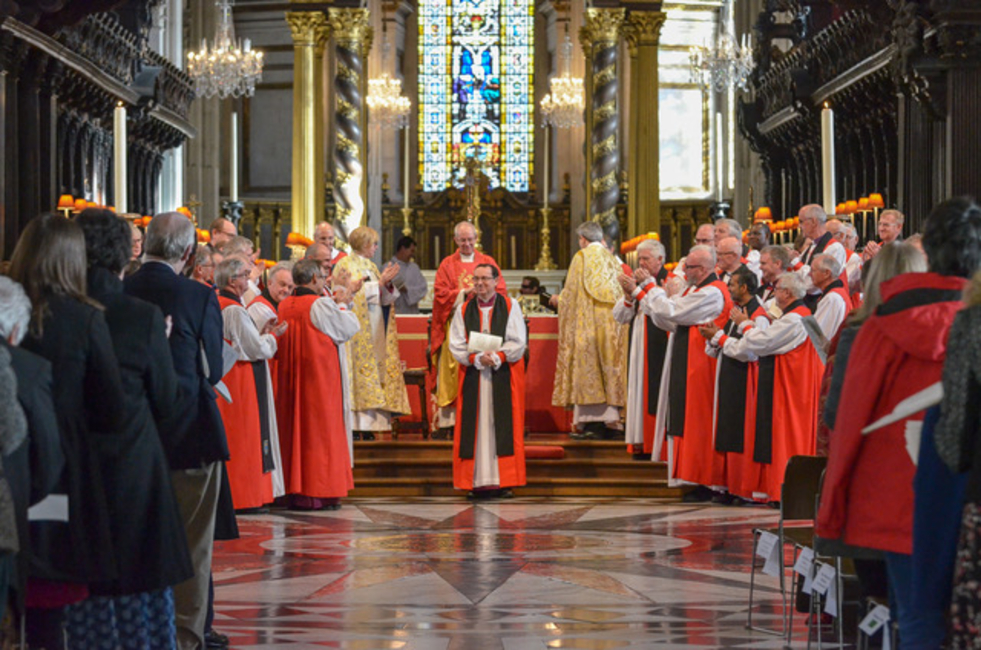 New Bishop of Truro consecrated at St Paul's Cathedral