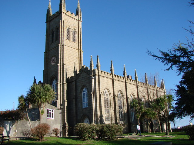 Man charged following Penzance church fires
