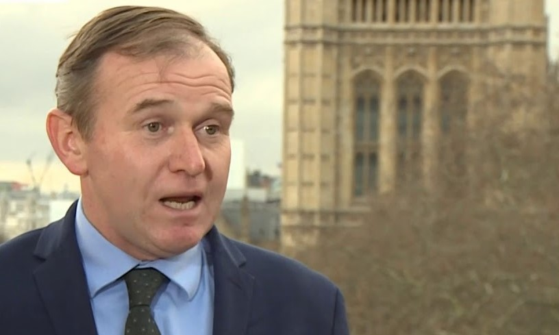 Cornwall reacts to George Eustice resigning