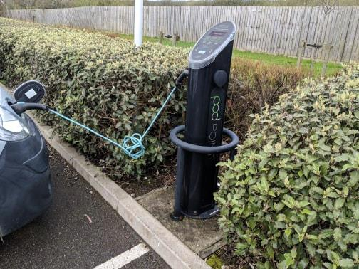 Electric Car Revolution - Cornwall leading the way