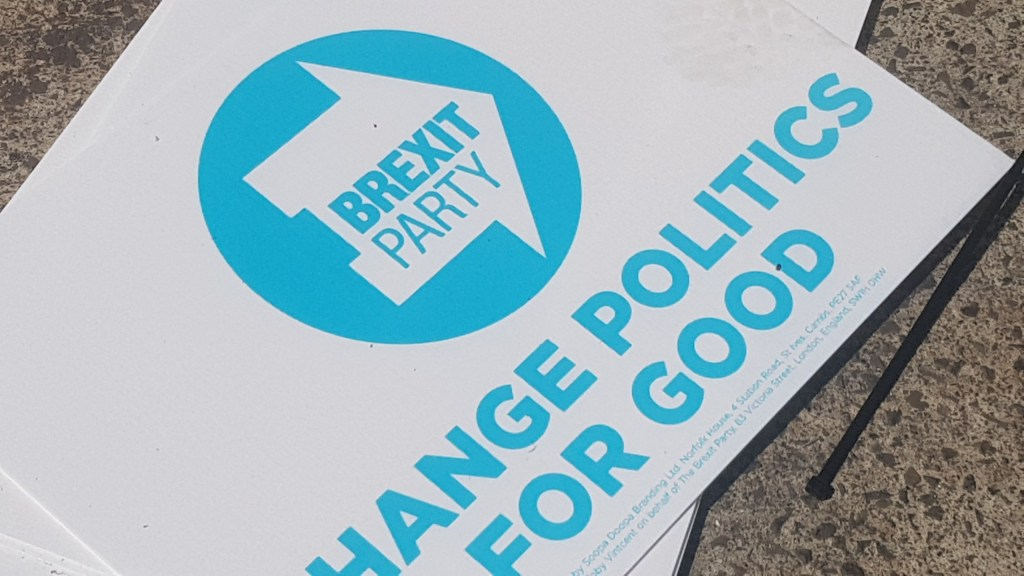 Brexit Party announce first election candidate in Cornwall | |