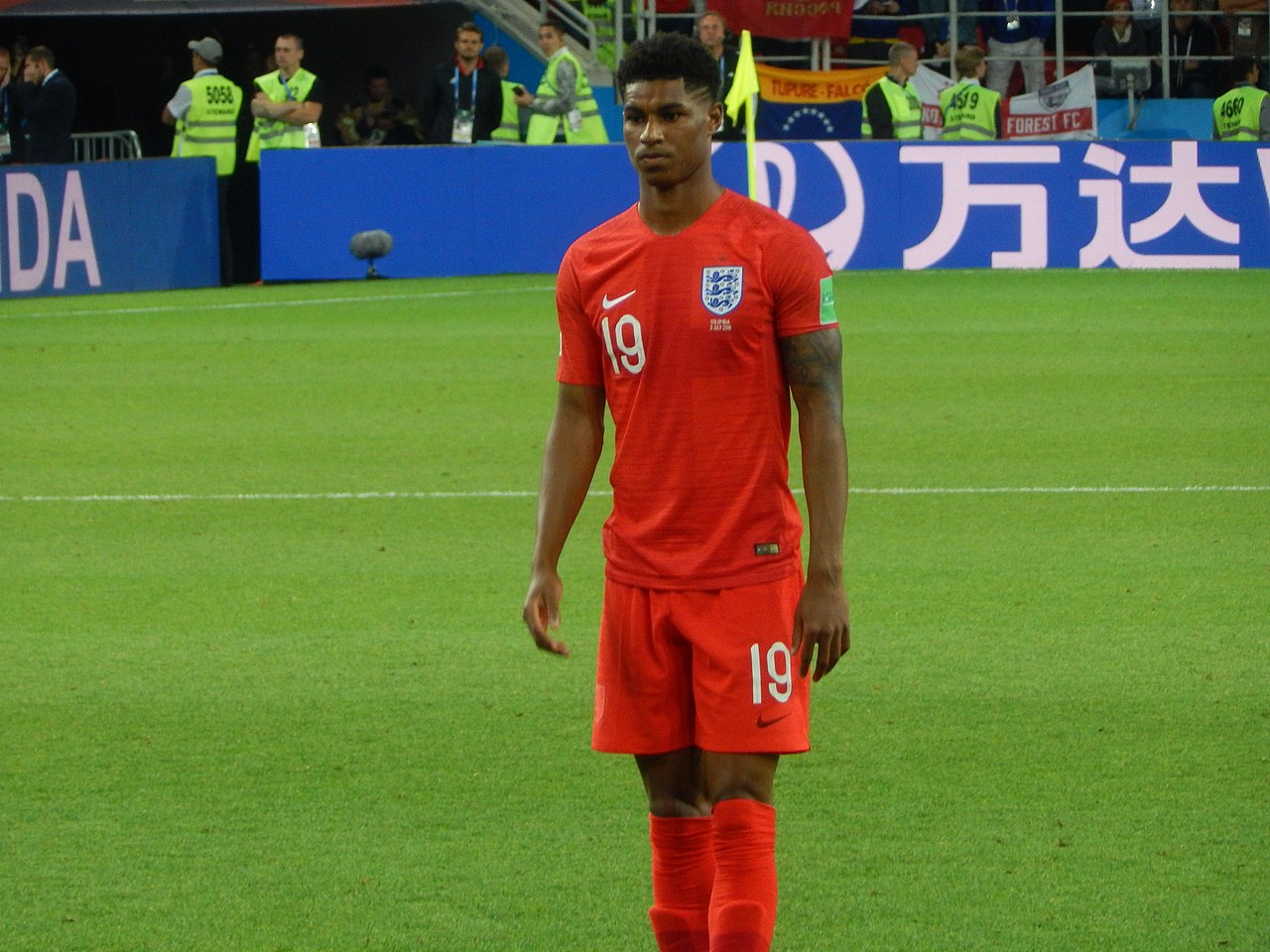 Marcus Rashford takes United Kingdom child poverty policy into his own hands