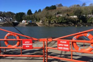 Hall - Hero Bodinnick Ferry