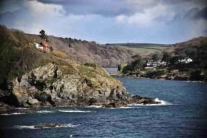 Lankelly Hero-Looking back towards Fowey's deep harbour1