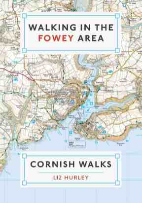 Book cover Walking in the Fowey Area