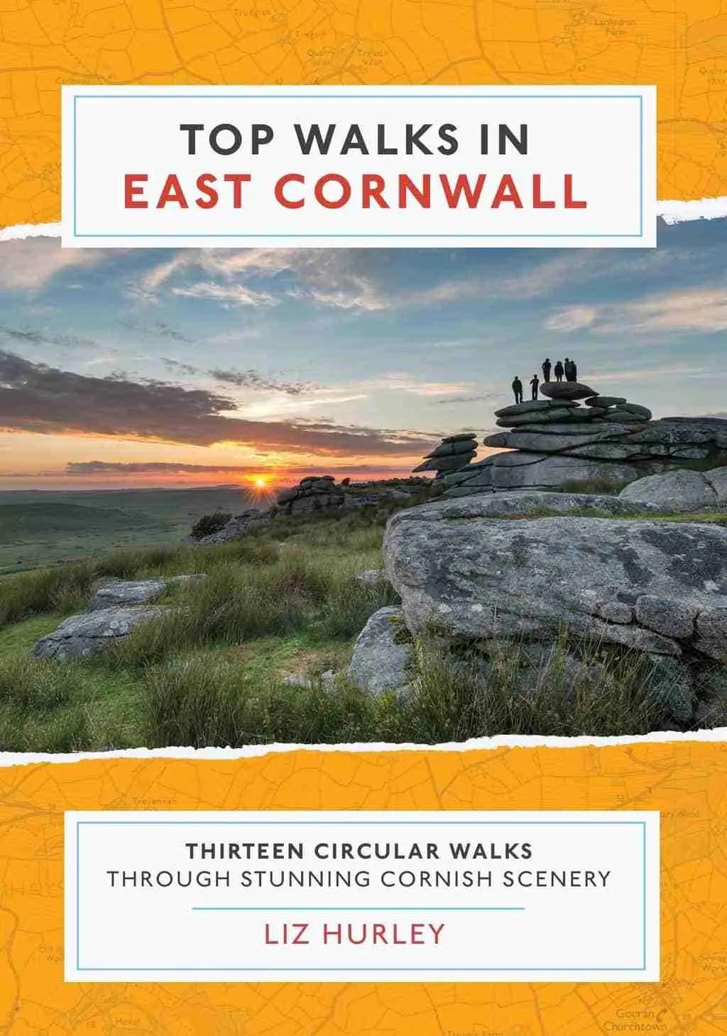 Cover Top Walks in East Cornwall