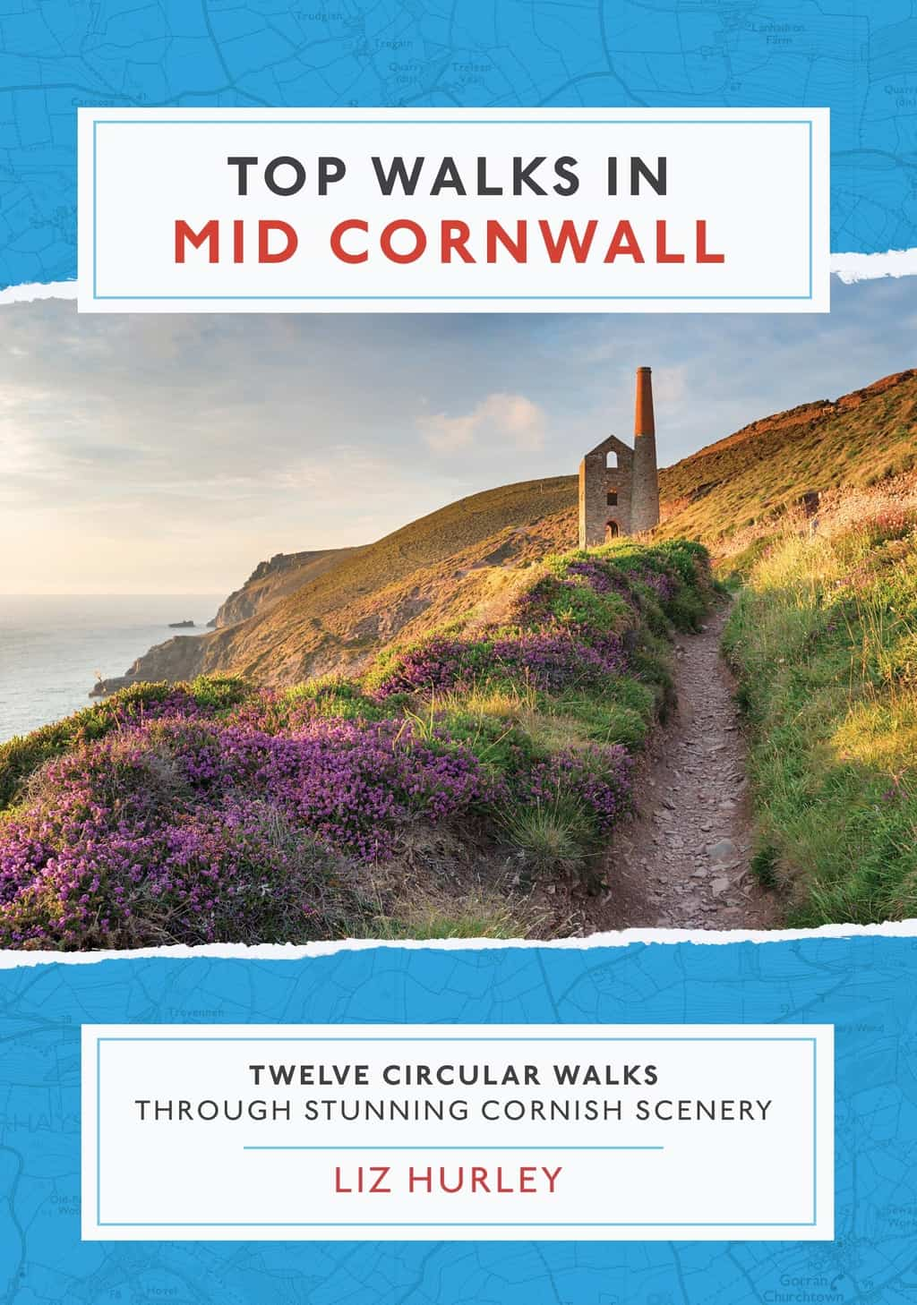 Cover Top Walks in Mid Cornwall