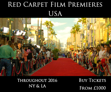 Film Premieres USA