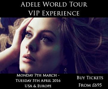 Adele VIP Experience