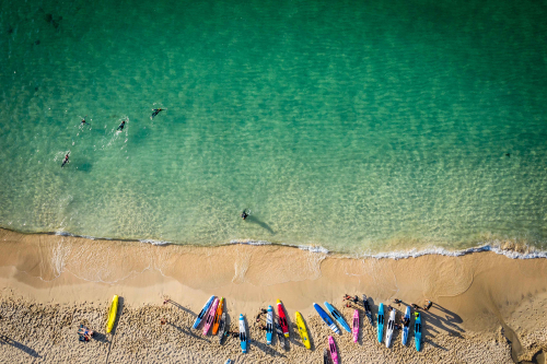 best surfing beaches in cornwall
