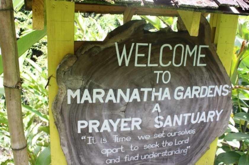 St. Lucia - Maranatha Gardens