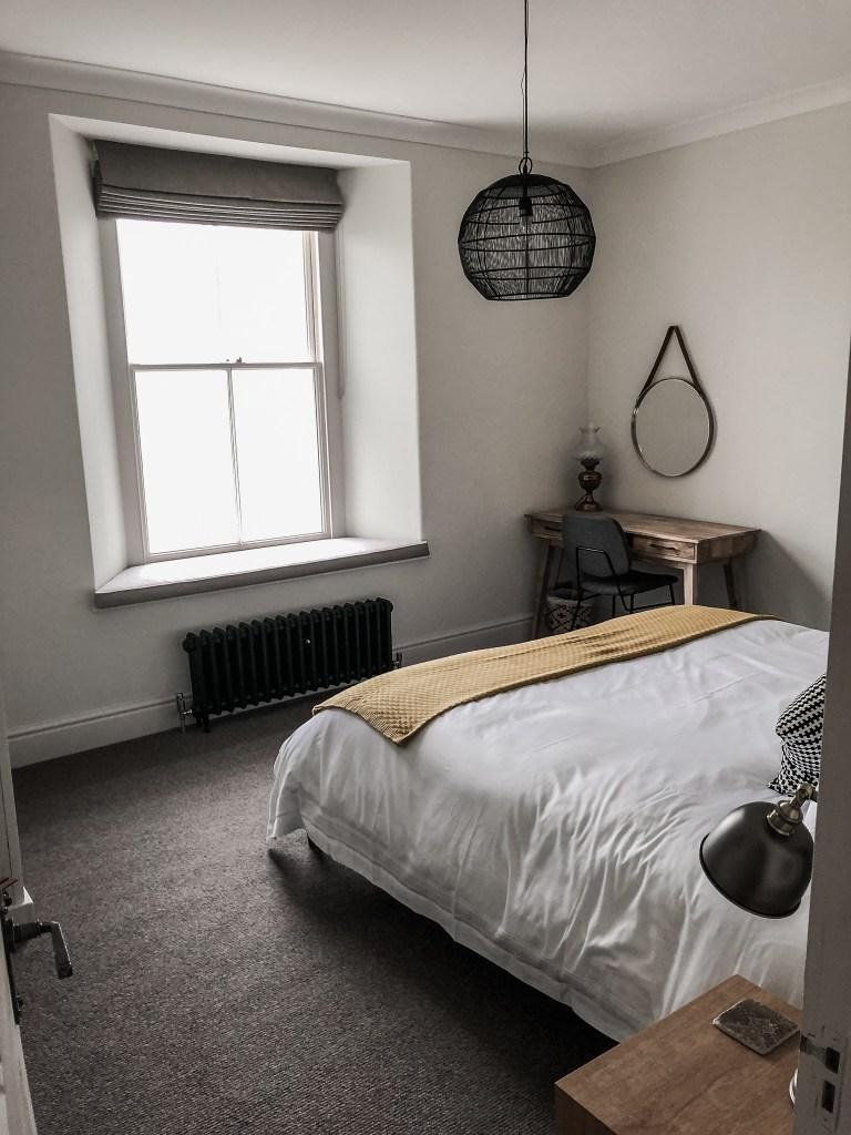 Schlafzimmer 3 - Lloyd's Signal Station - Ferienhaus in Cornwall